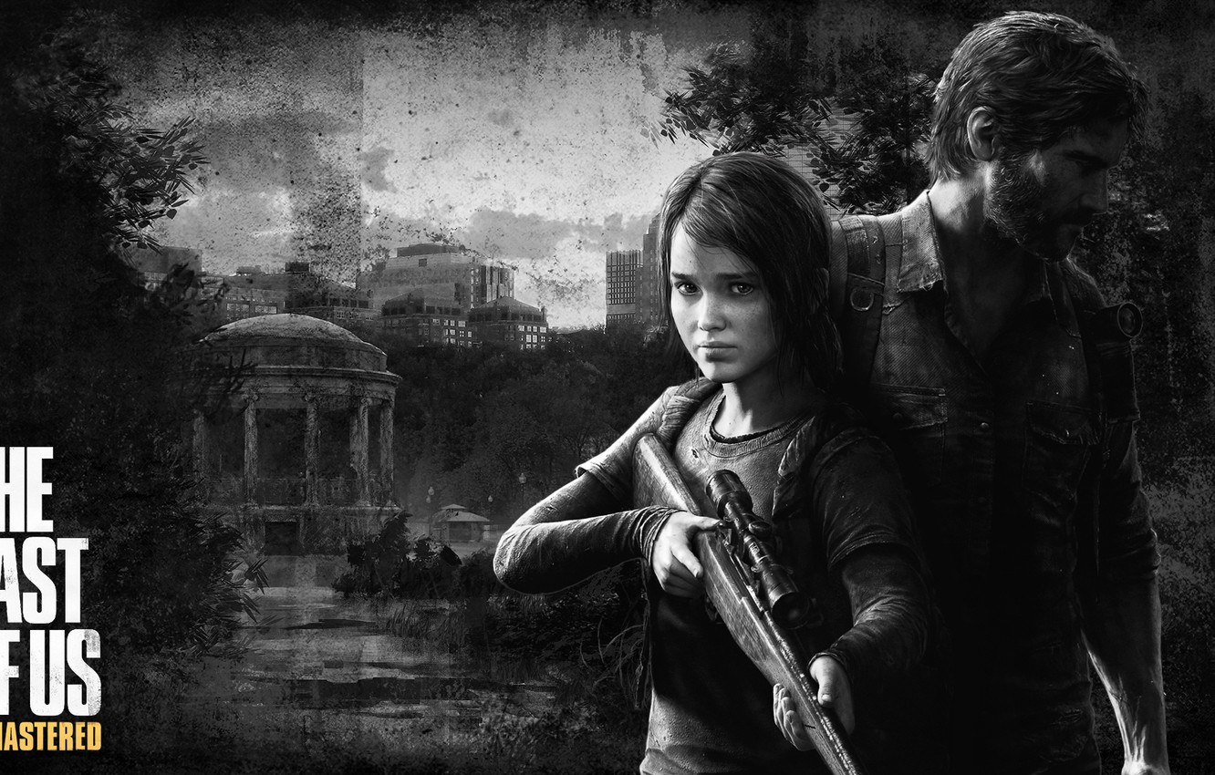 Wallpaper The Last Of Us Playstation Remastered Images For