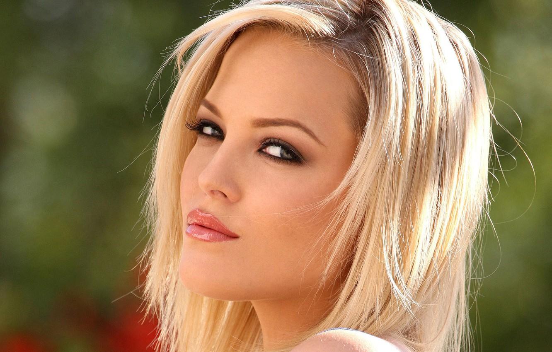 Photo wallpaper eyes, blonde, sexy, Alexis Texas, sexy