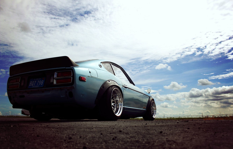 Photo wallpaper Nissan, Nissan, Fairlady, 280Z, 240Z, S30