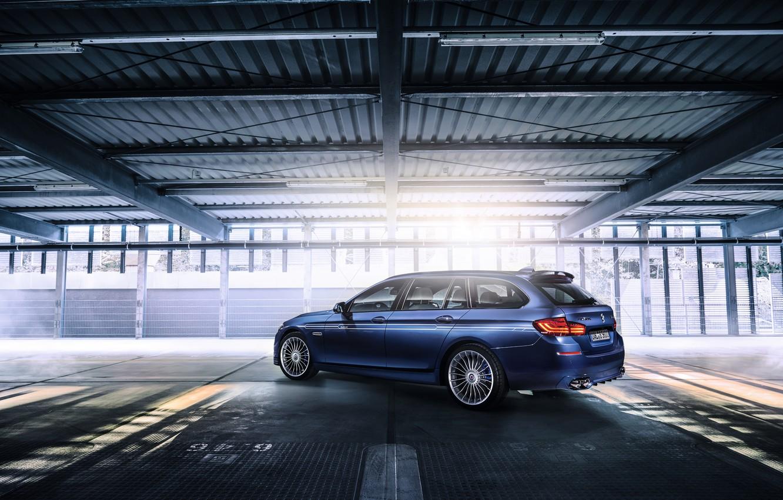 Photo wallpaper BMW, BMW, Sedan, universal, Alpina, F11, 5-Series