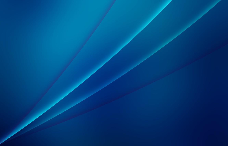 Photo wallpaper blue, background, shades