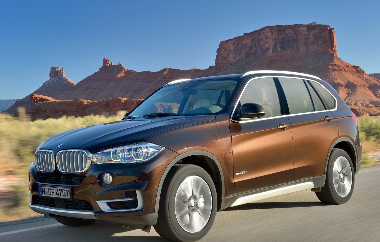Photo wallpaper machine, BMW, BMW, luxury, xDrive50i, x 5