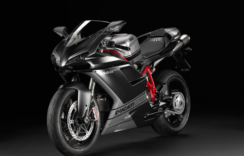 Photo wallpaper Motorcycle, Ducati, Sportbike