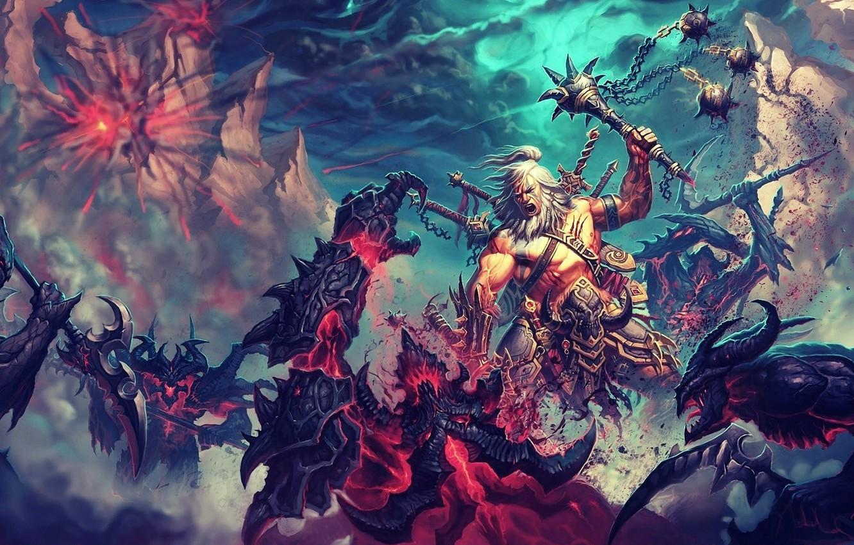Wallpaper Diablo Iii Xbox 360 Ps3 Images For Desktop