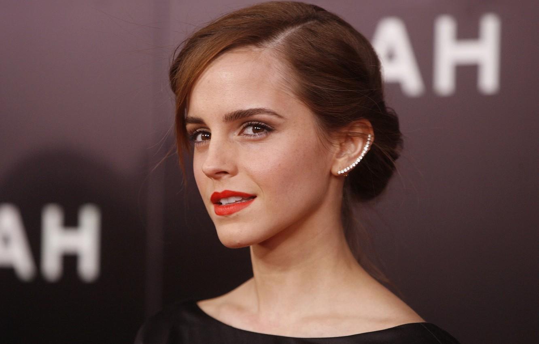 Photo wallpaper the film, actress, beauty, beautiful, Emma Watson, premiere, Noah, EMMA WATSON