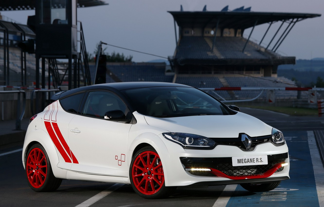 Photo wallpaper Renault, 275, Mégane, '2014, Trophy-R, R.S.