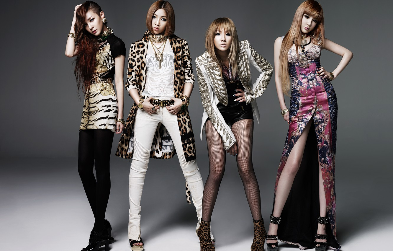 Wallpaper Music Asian I Love You Kpop 2ne1 Korean