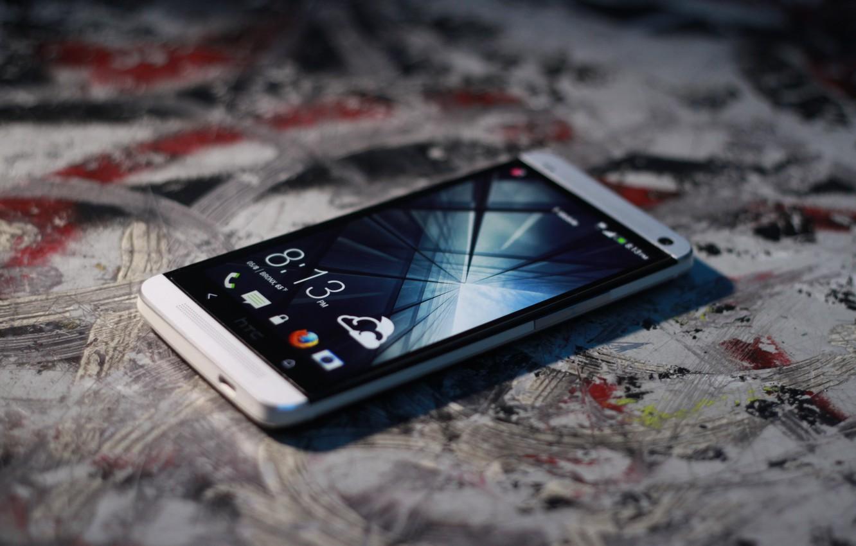 Photo wallpaper stylish, smartphone, htc one