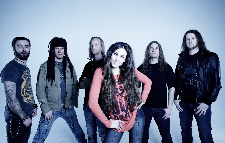 Photo wallpaper Melodic Death Metal, MDM, Amaranthe, Power Metal