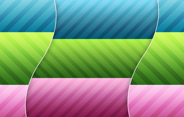 Photo wallpaper line, strip, colored, texture