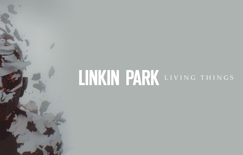 Photo wallpaper Music, Alternative, Linkin Park, Album, Linkin Park, Living Things