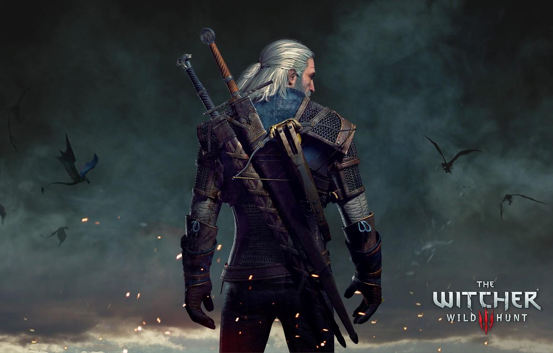 Photo wallpaper The Witcher, The Witcher, Geralt, CD Projekt RED, The Witcher 3: Wild Hunt, Andrzej Sapkowski, …