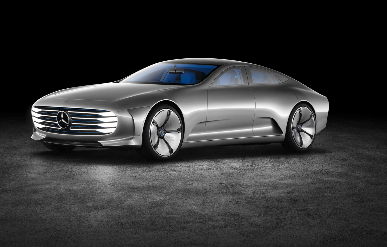 Photo wallpaper Concept, Mercedes-Benz, the concept, Mercedes, 2015, IAA
