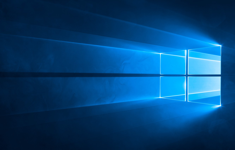 Photo wallpaper Wallpaper, l Windows 10, Officia