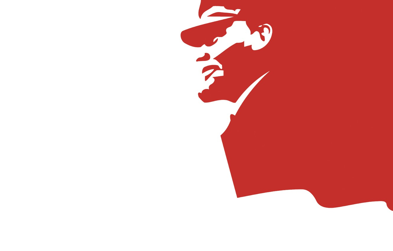 Photo wallpaper minimalism, USSR, USSR, Lenin, communism, communism, minimalism, the proletariat, the leader, Lenin