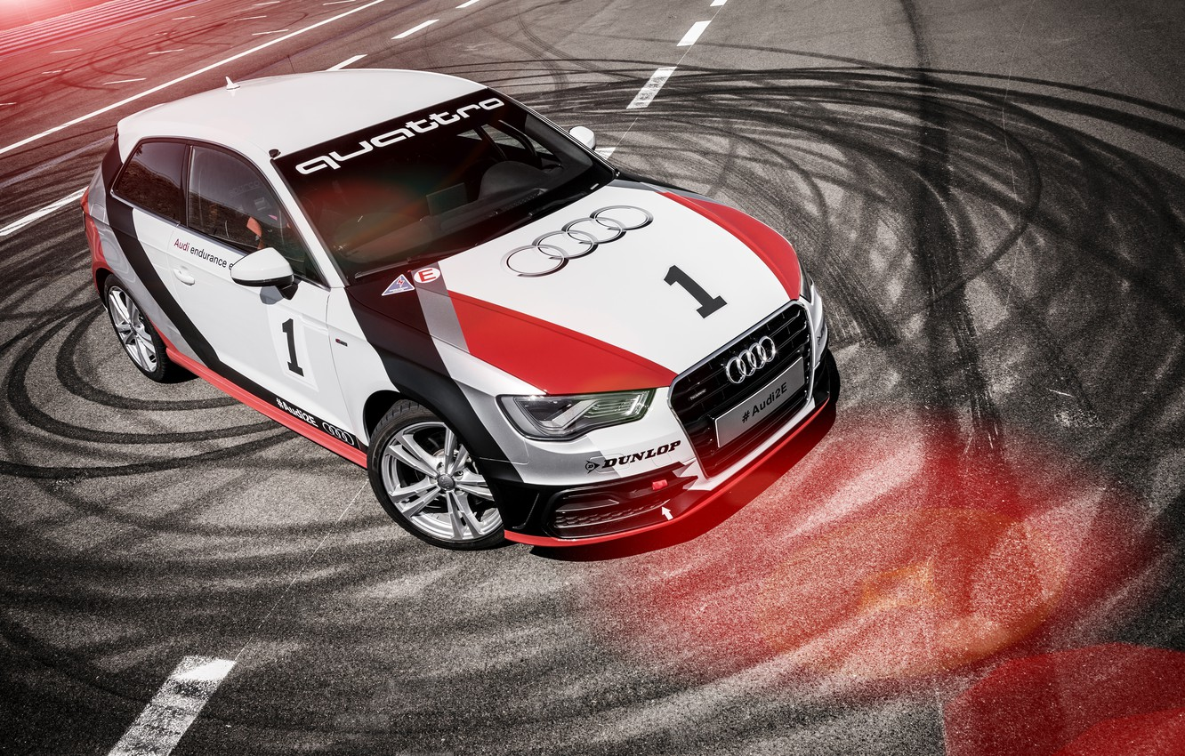 Photo wallpaper Audi, Audi, Sportback