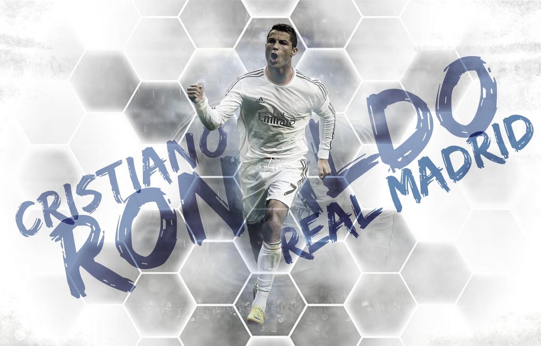 Wallpaper Cristiano Ronaldo Real Madrid Real Madrid Cristiano