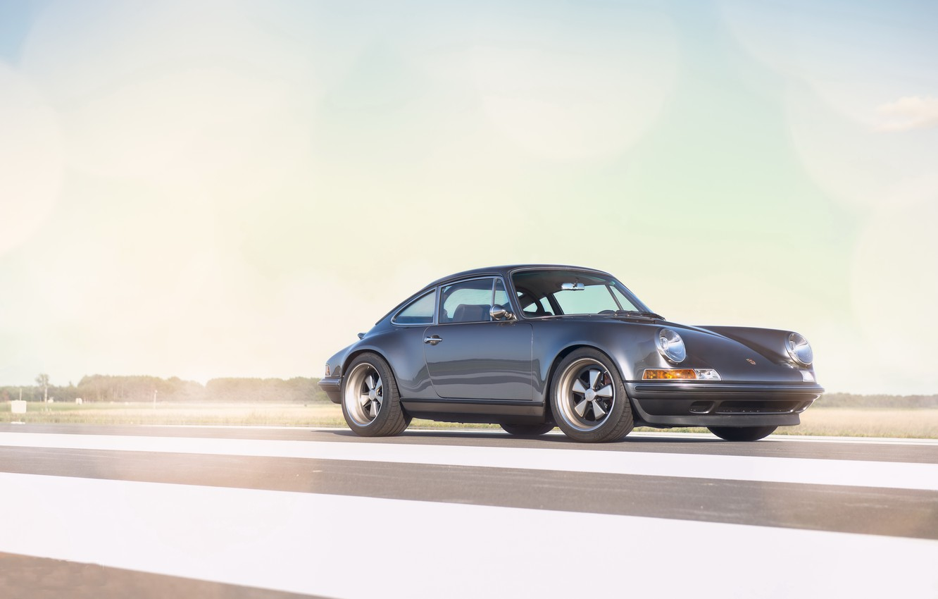 Photo wallpaper 911, Porsche, Old, Singer
