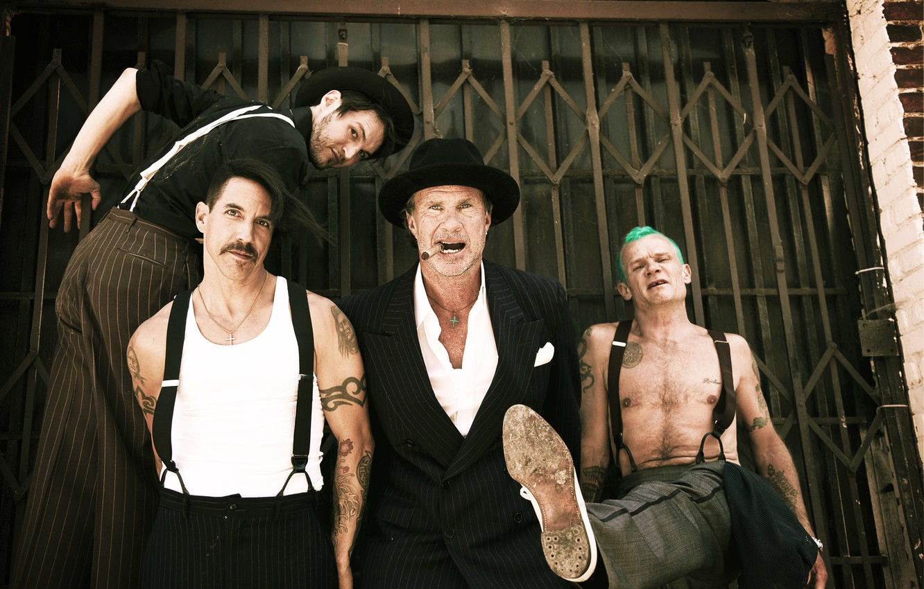 Wallpaper Rock Rhcp Red Hot Chili Peppers Images For Desktop