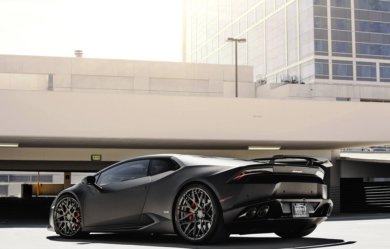Photo wallpaper Lamborghini, Lamborghini, LP 610-4, Huracan, hurakan, GMG