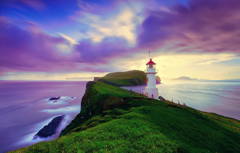 Lighthouse Summer Wallpaper Wallpapers Epic
