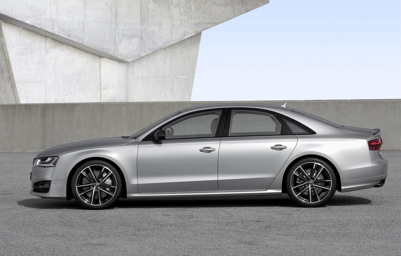 Photo wallpaper Audi, Audi, 2015, S8 more