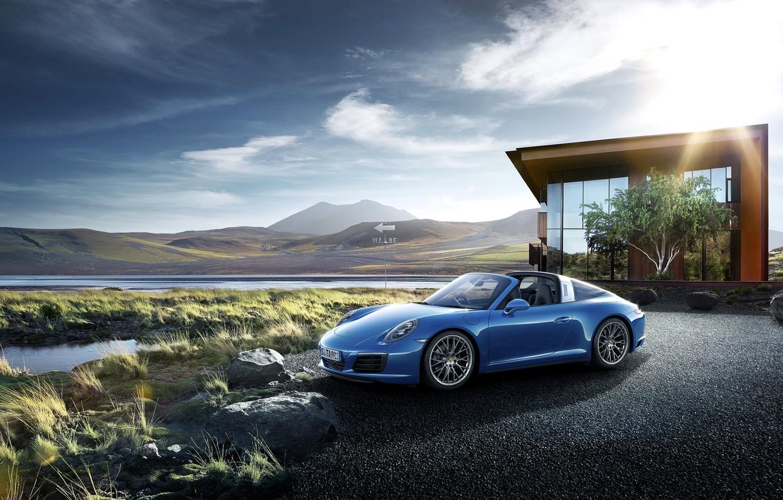 Photo wallpaper 911, Porsche, Porsche, Targa, Targa
