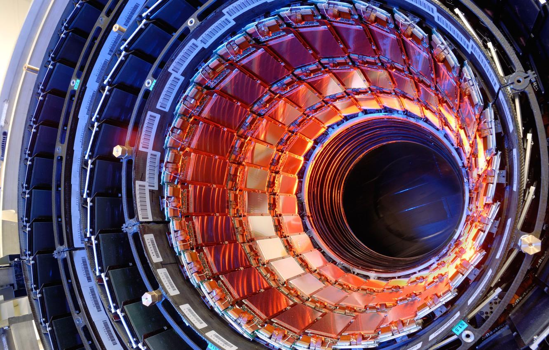 Photo wallpaper large, Collider, Large, Hadron, Collider, hadron
