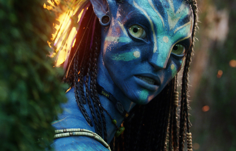 Photo wallpaper Neytiri, Na'Vi, Avatar