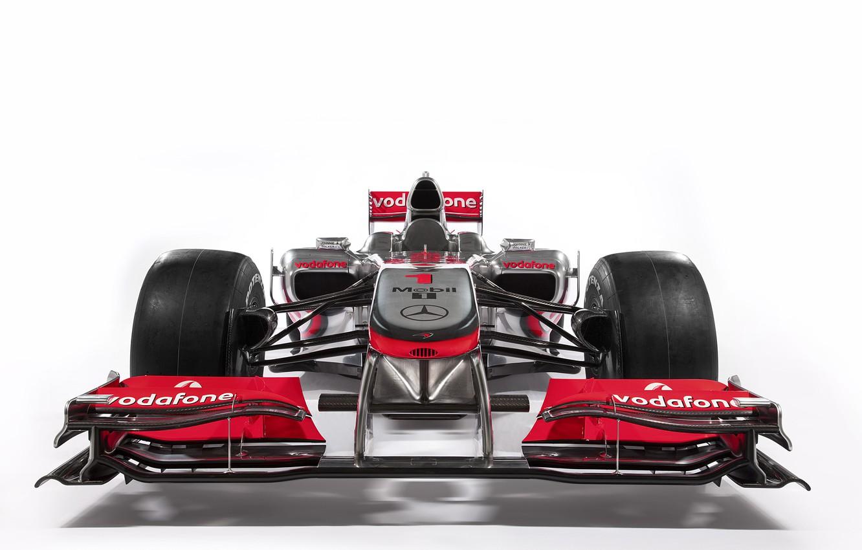 Photo wallpaper McLaren, Mercedes, Formula 1