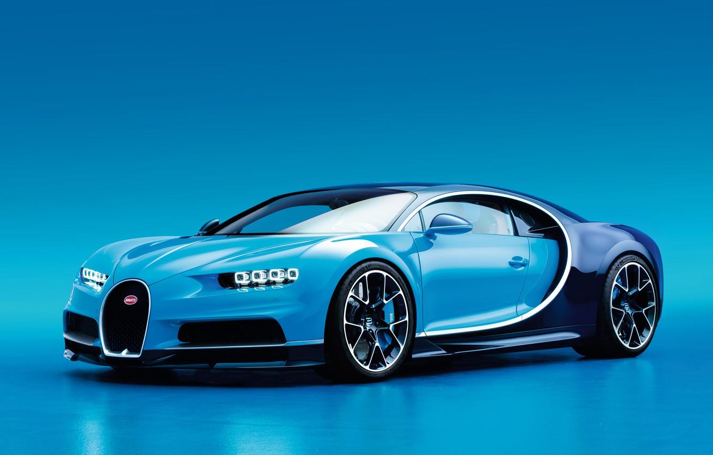 Photo wallpaper Bugatti, supercar, Bugatti, Chiron, Chiron