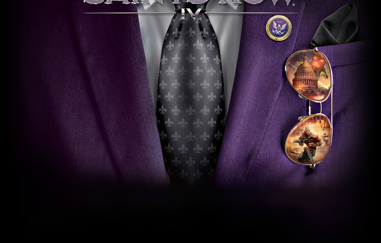 Wallpaper Saints Saints Row Saints Row Iv Saints Row 4