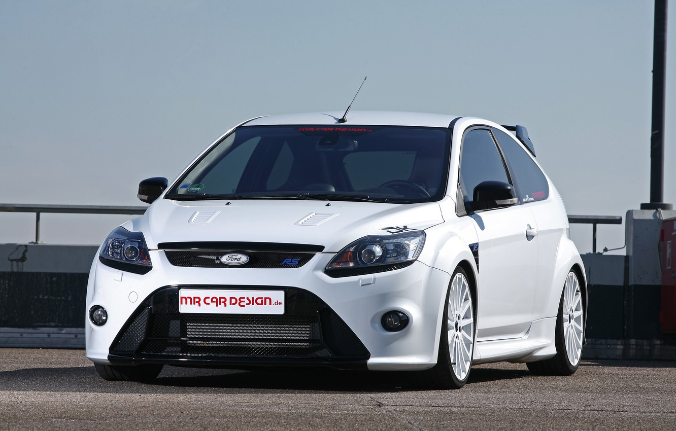 Photo wallpaper Ford, Focus, by MR Car Design