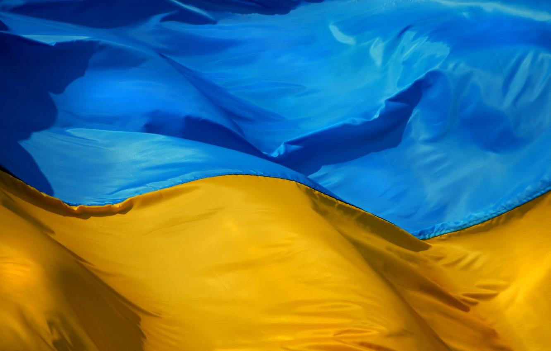 Photo wallpaper blue, yellow, flag, Ukraine, ukraine, Ukraine