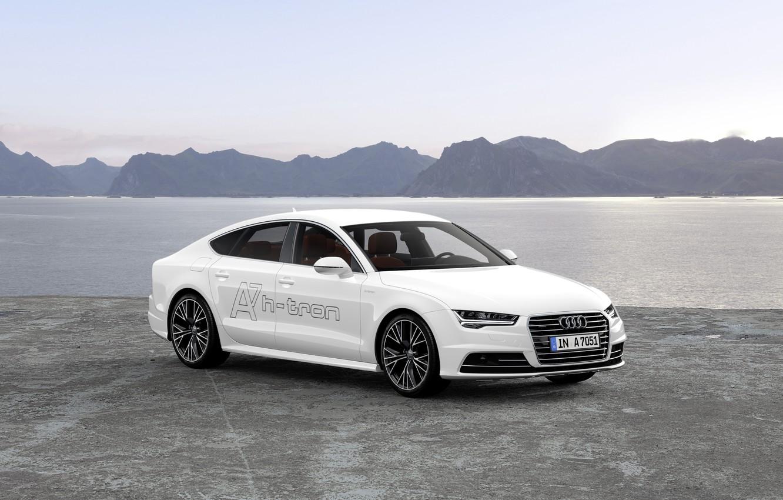Photo wallpaper Audi, Sportback, -tron