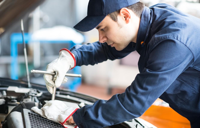 Wallpaper car, tool, mechanic, repair images for desktop, section мужчины -  download
