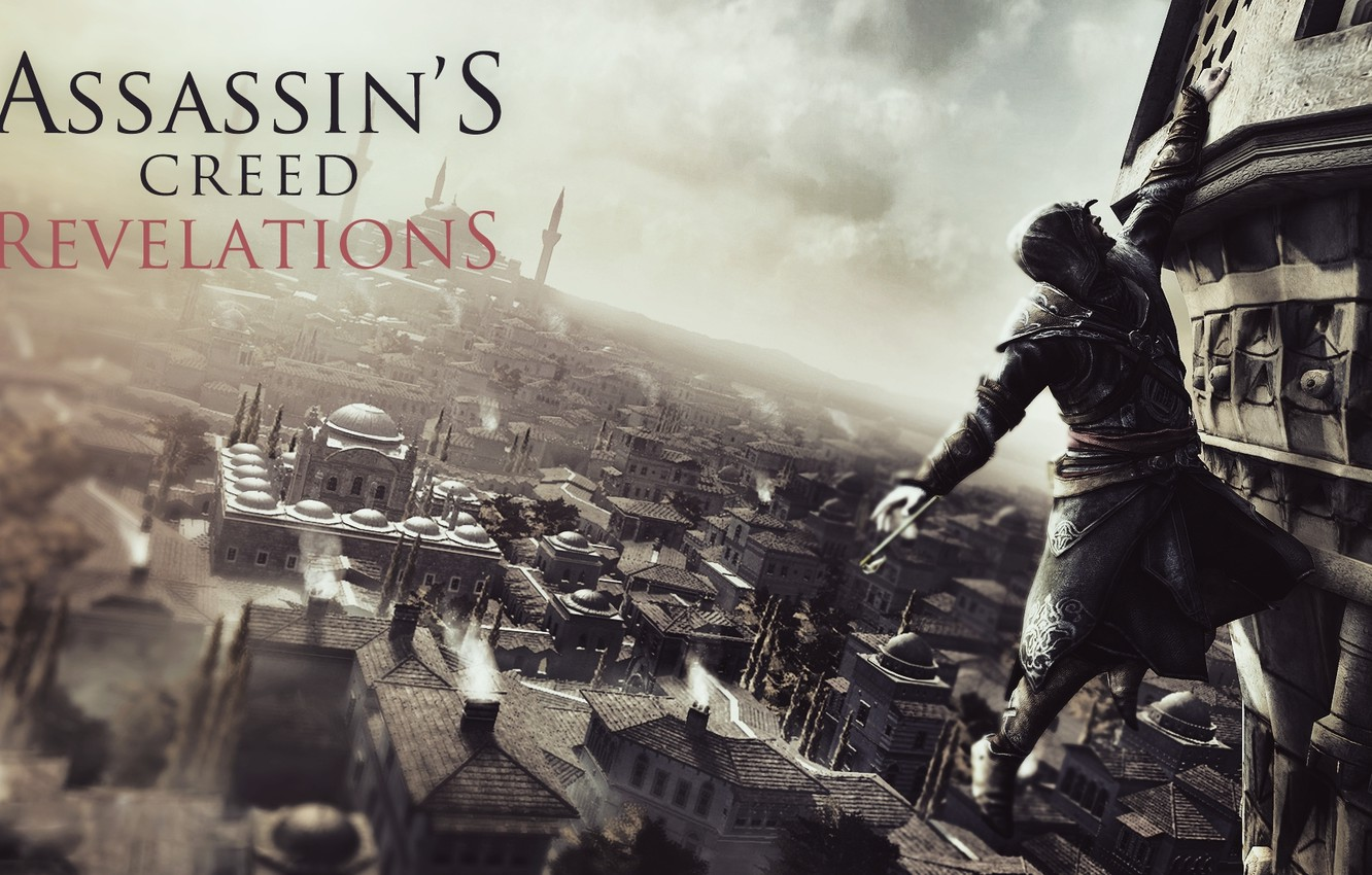 Wallpaper Assassin Ezio Assassins Creed Revelations