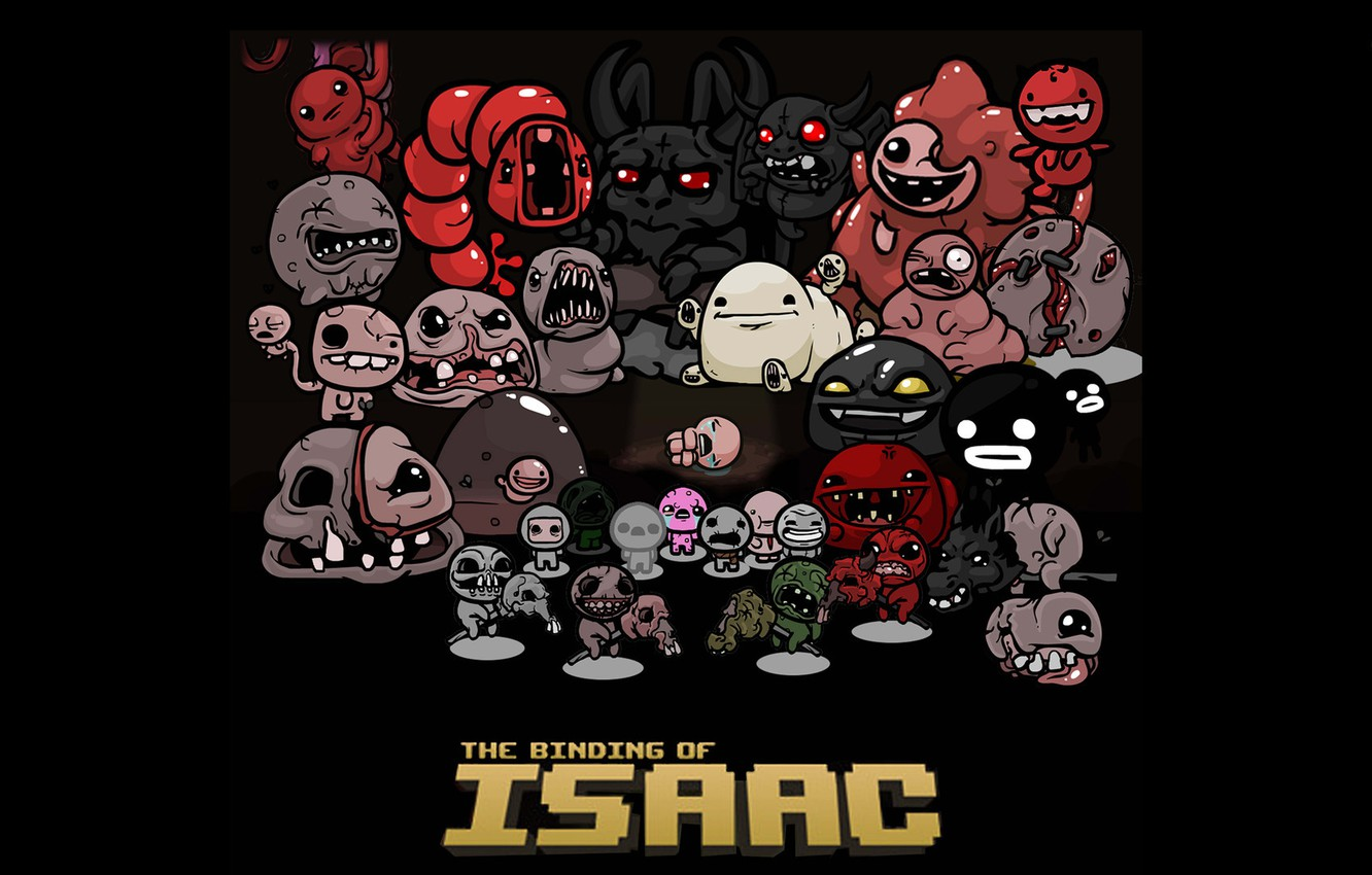 Wallpaper Game Indie The Binding Of Isaac Images For