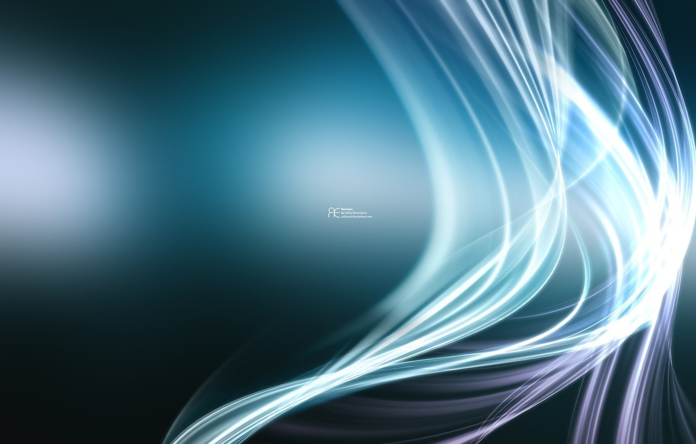 Photo wallpaper light, neon, plasma