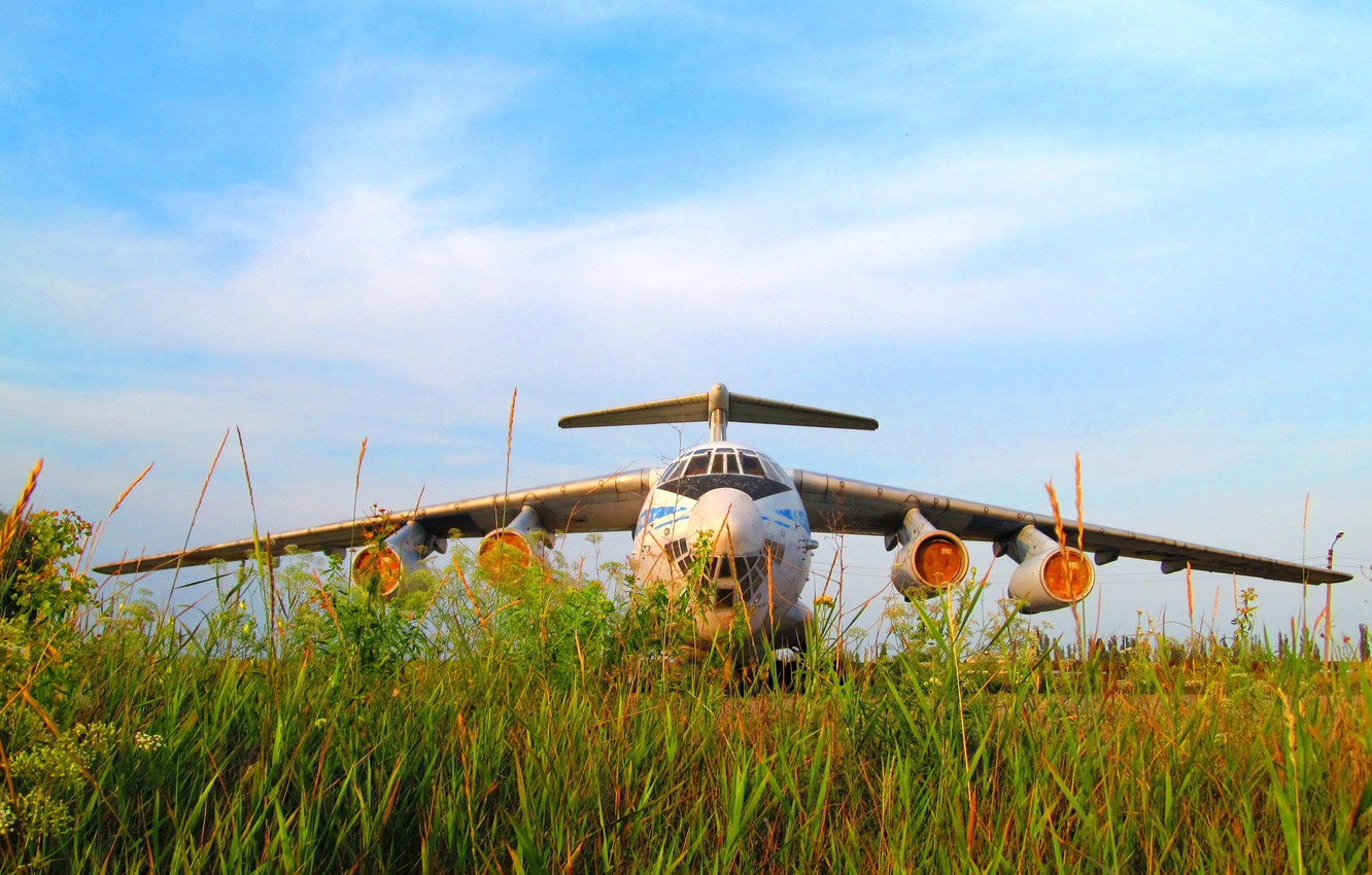 Wallpaper The Airfield Aviation The Il 76 Images For