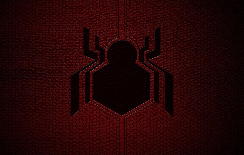 Wallpaper Logo Spider Man Captain America Civil War