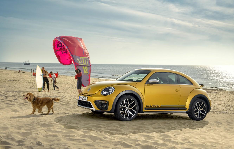 Photo wallpaper beetle, Volkswagen, Volkswagen, Beetle