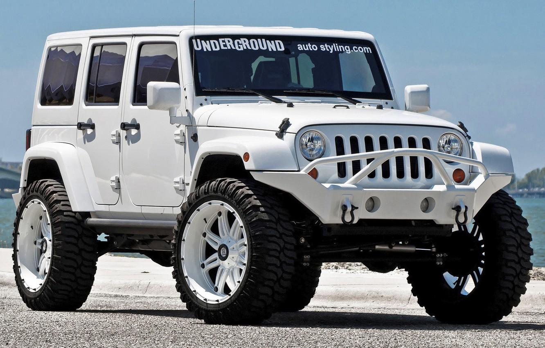 Photo wallpaper jeep, Wrangler, Jeep, 2013, Wrangler, Starwood Motors