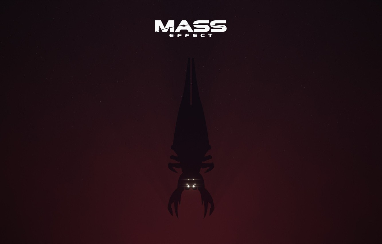 Photo wallpaper space, Mass Effect, reaper, Harbinger, synthetic