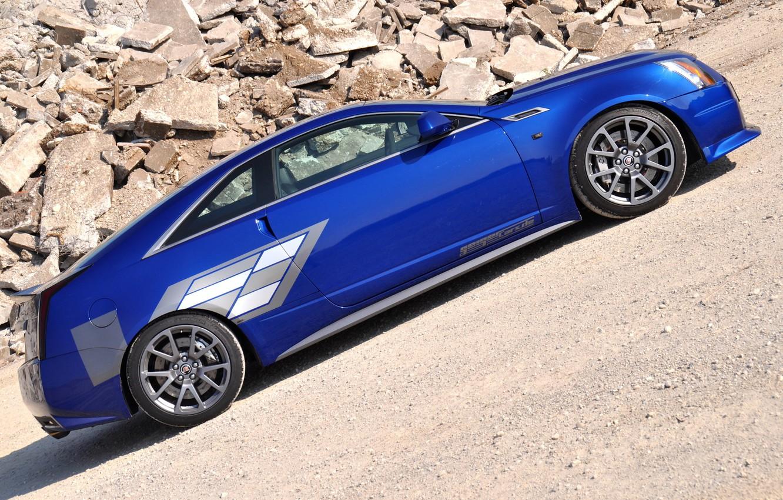 Photo wallpaper Cadillac, CTS-V, Design, GeigerCars