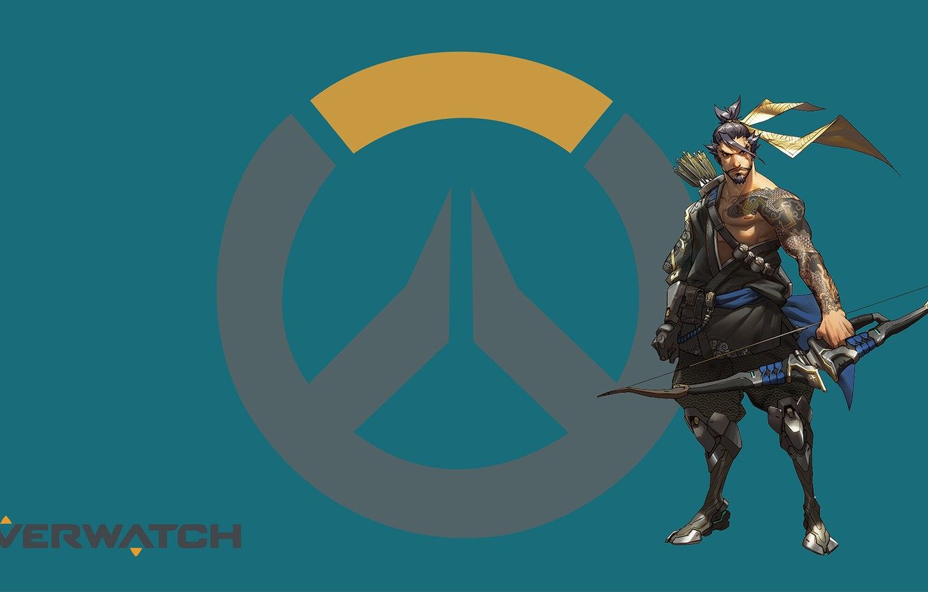 Wallpaper Blizzard Wallpaper Game Hanzo Overwatch Images