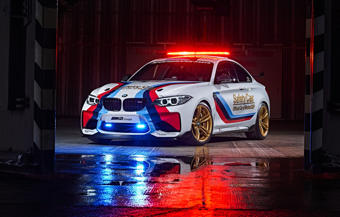 Wallpaper BMW, MotoGP, Coupe, flasher, Safety Car images for