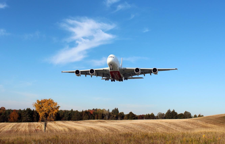Обои aircraft, fields, sky. Абстракции foto 16