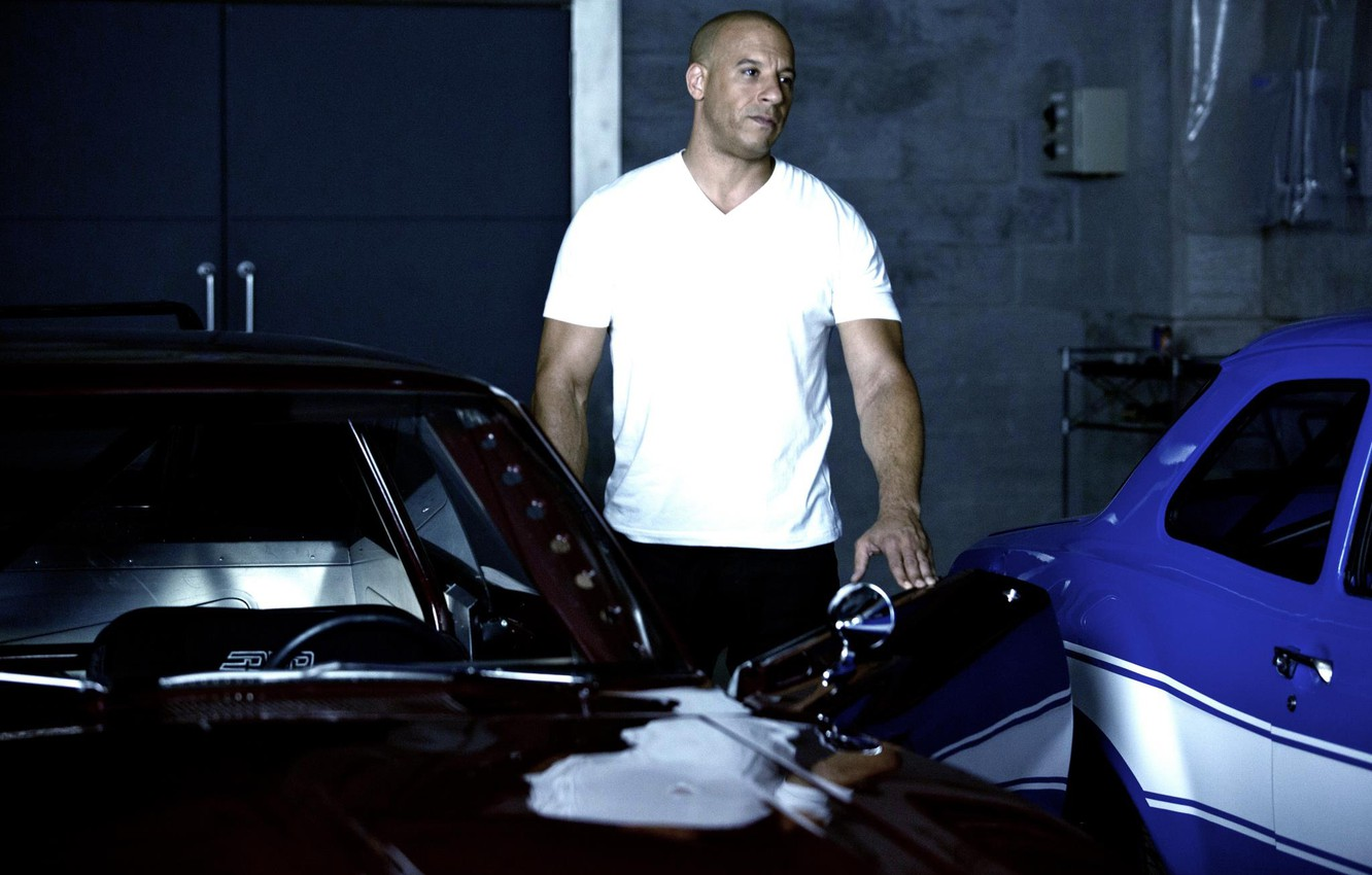 Wallpaper Vin Diesel Vin Diesel Dominic Toretto The Fast And