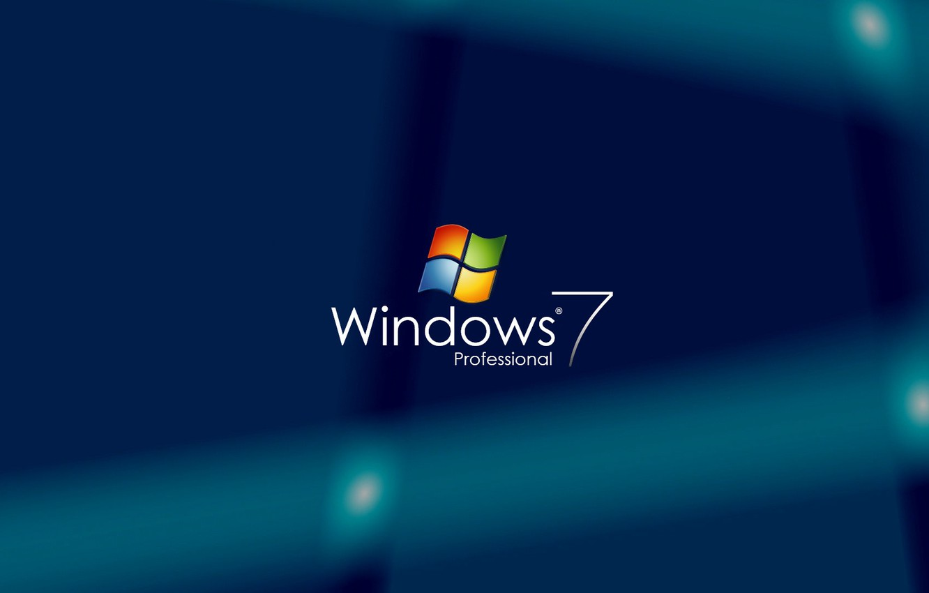 Photo wallpaper computer, Wallpaper, logo, windows 7, emblem, operating system